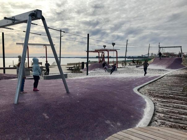 Koombana Bay Foreshore Playground, Bunbury   perthplay